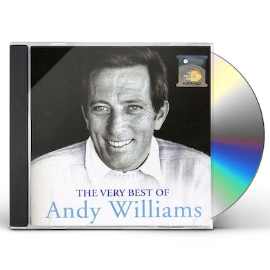 Andy Williams VERY BEST OF CD