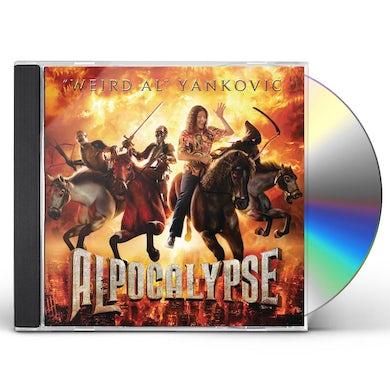 Weird Al Yankovic ALPOCALYPSE CD