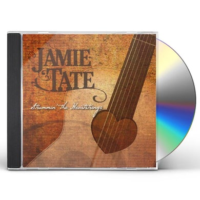 Jamie Tate STRUMMIN THE HEARTSTRINGS CD