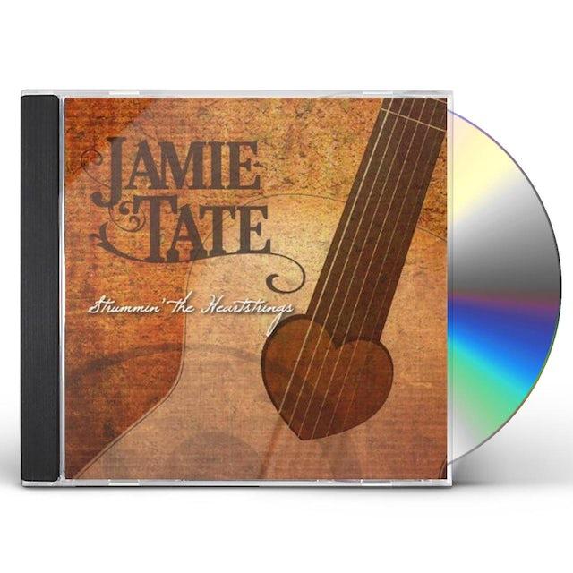 Jamie Tate STRUMMIN THE HEARTSTRINGS CD