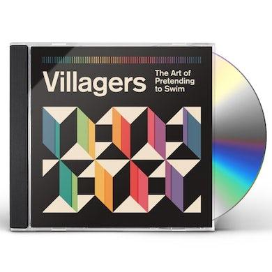 Villagers ART OF PRETENDING TO SWIM CD