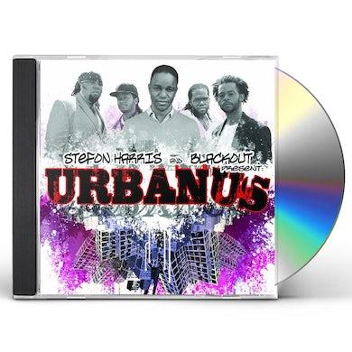 Stefon Harris & Blackout URBANUS CD
