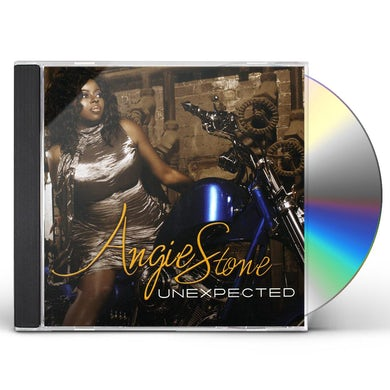 Angie Stone UNEXPECTED CD