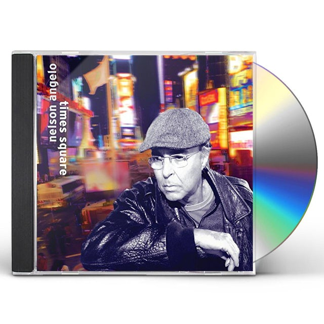 Nelson Angelo TIMES SQUARE CD