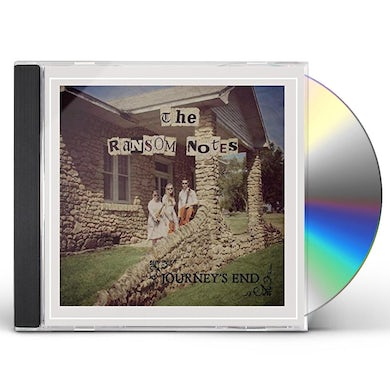 Ransom Notes JOURNEY'S END CD