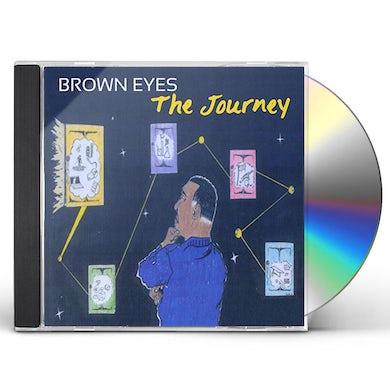 Brown Eyes JOURNEY CD