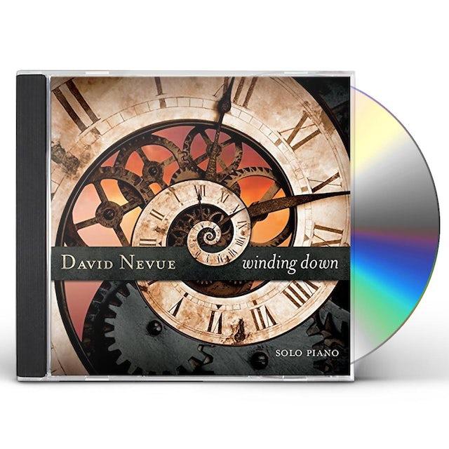 David Nevue WINDING DOWN CD