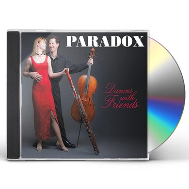 Paradox DANCES WITH FRIENDS CD