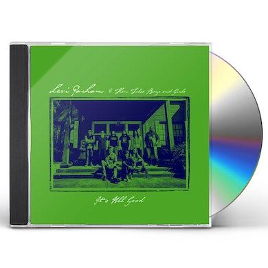 Levi Parham IT'S ALL GOOD CD
