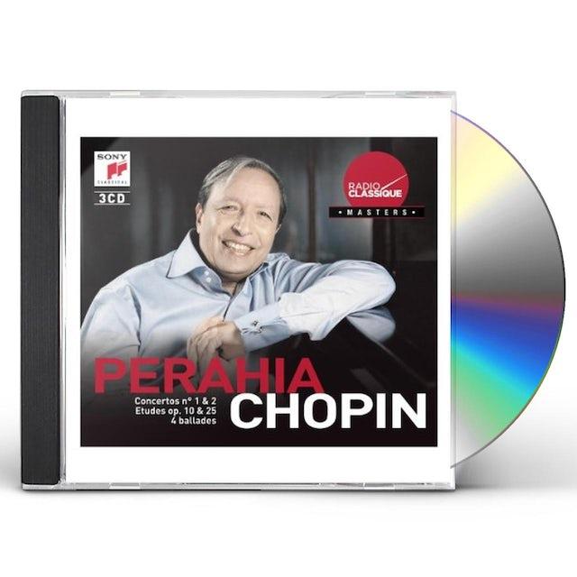 Murray Perahia CHOPIN-ERAHIA CD