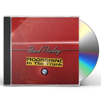 Brad Paisley Moonshine In The Trunk CD