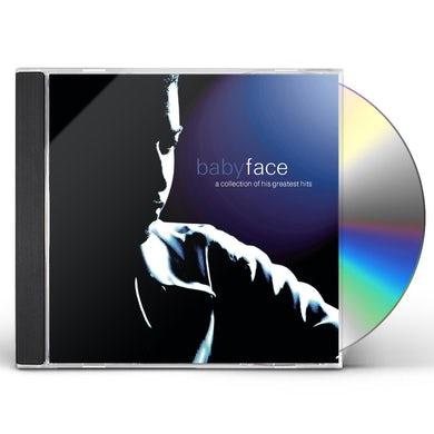 Babyface ACOLLECTION OF HIS GREATEST HITS CD