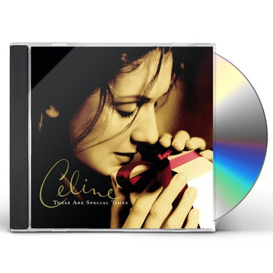 Celine Dion THESE ARE SPECIAL TIMES CD