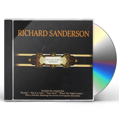 Richard Sanderson COLLECTOR'S SERIES CD