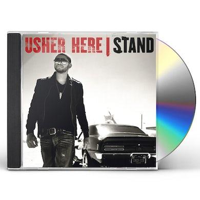Usher HERE I STAND CD