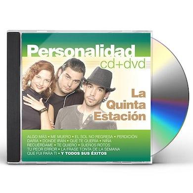 La Quinta Estacion PERSONALIDAD CD
