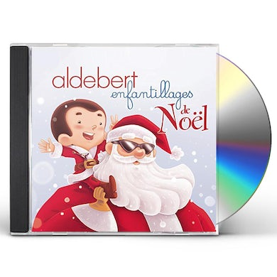 Aldebert ENFANTILLAGES DE NOEL CD