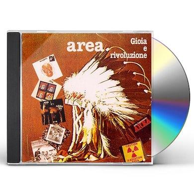 Area GIOIA E RIVOLUZIONE CD