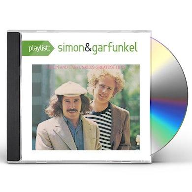 Simon & Garfunkel PLAYLIST: VERY BEST OF CD