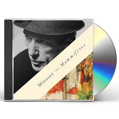 Miossec MAMMIFERES CD