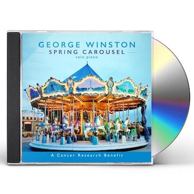 George Winston SPRING CAROUSEL CD