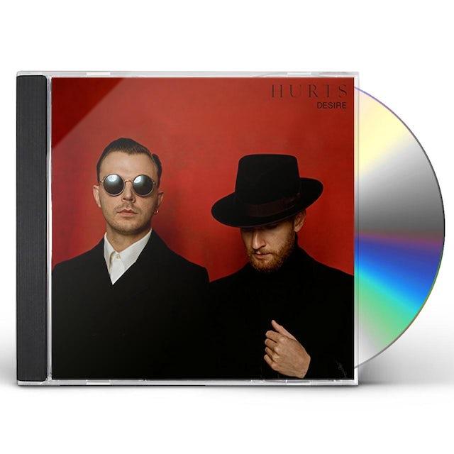 Hurts DESIRE CD