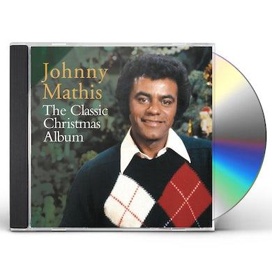 Johnny Mathis CLASSIC CHRISTMAS ALBUM CD
