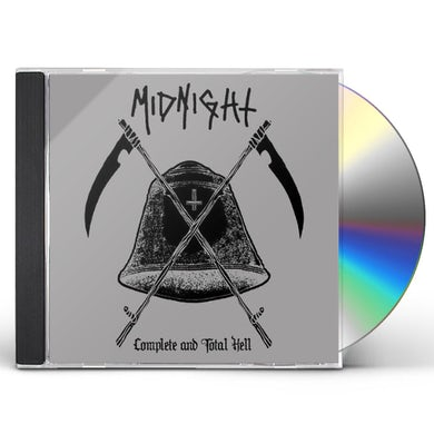 Midnight COMPLETE & TOTAL HELL CD