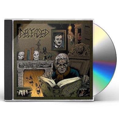 Deceased SUPERNATURAL ADDICTION CD