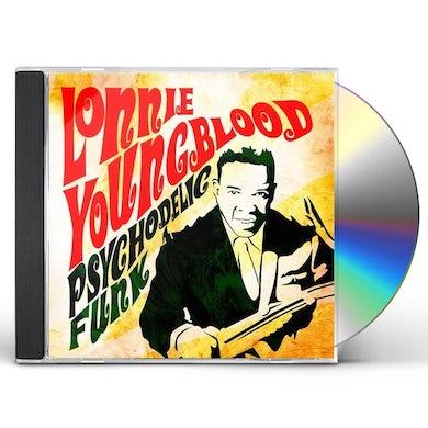 Lonnie Youngblood PSYCHODELIC FUNK CD