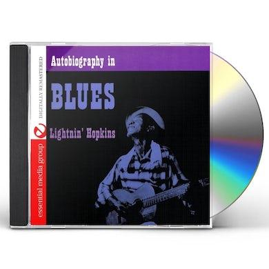 Lightnin Hopkins AUTOBIOGRAPHY IN BLUES CD