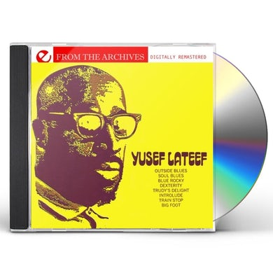Yusef Lateef FROM THE ARCHIVES CD