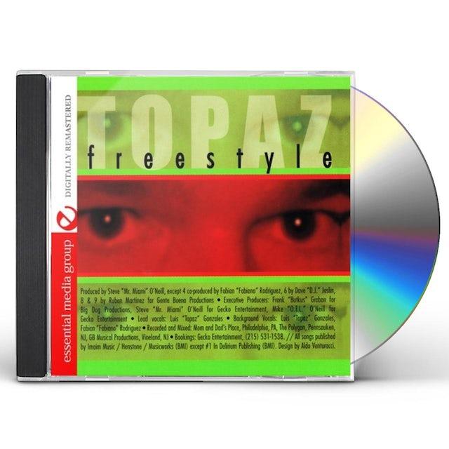 Topaz FREESTYLE CD