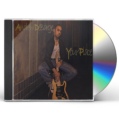 Andrew DeBarge YOUR PLACE CD