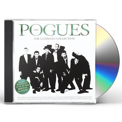 The Pogues ULTIMATE COLLECTION CD