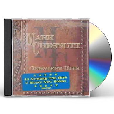 Mark Chesnutt Greatest Hits CD