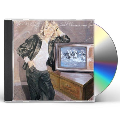 Joni Mitchell WILD THINGS RUN FAST CD