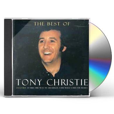 Tony Christie BEST OF CD