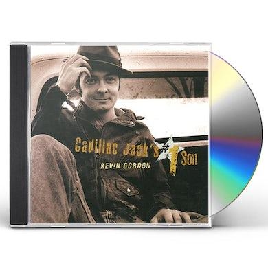 Kevin Gordon CADILLAC JACK'S #1 SON CD