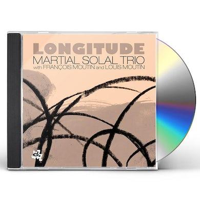 Martial Solal LONGITUDE CD