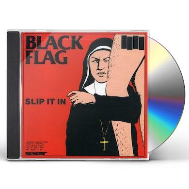 Black Flag SLIP IT IN CD