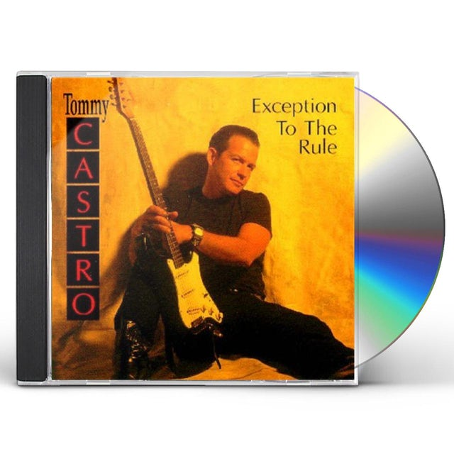 Tommy Castro EXCEPTION TO THE RULE CD