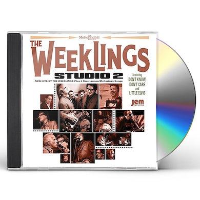 WEEKLINGS STUDIO 2 CD