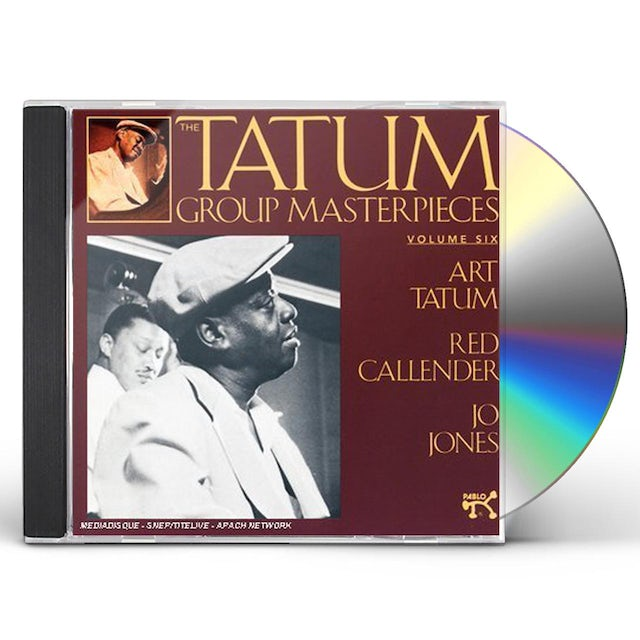 Art Tatum GROUP MASTERPIECES 6 CD
