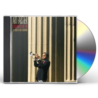 Art Farmer SOMETHING TO LIVE FOR CD