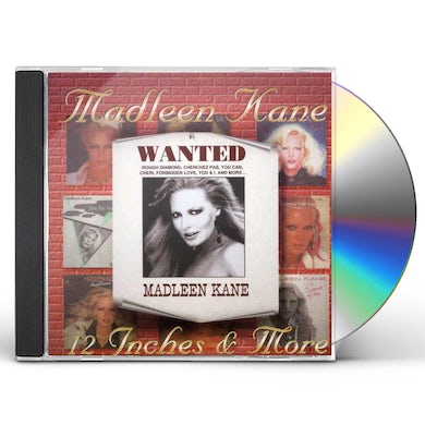 12 INCHES & MORE CD