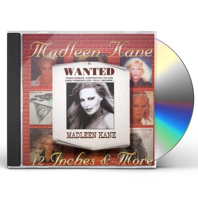 Madleen Kane 12 INCHES & MORE CD