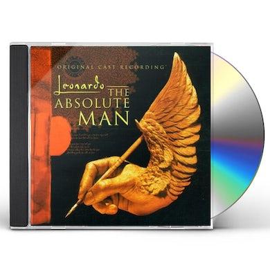 Original Cast  LEONARDO: ABSOLUTE MAN CD