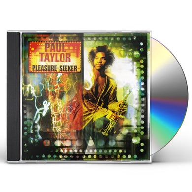 Paul Taylor PLEASURE SEEKER CD