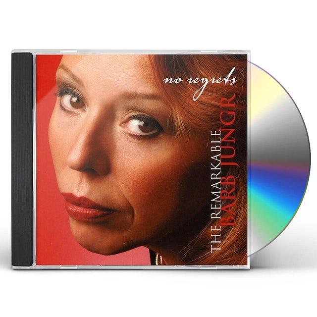 Barb Jungr NO REGRETS CD